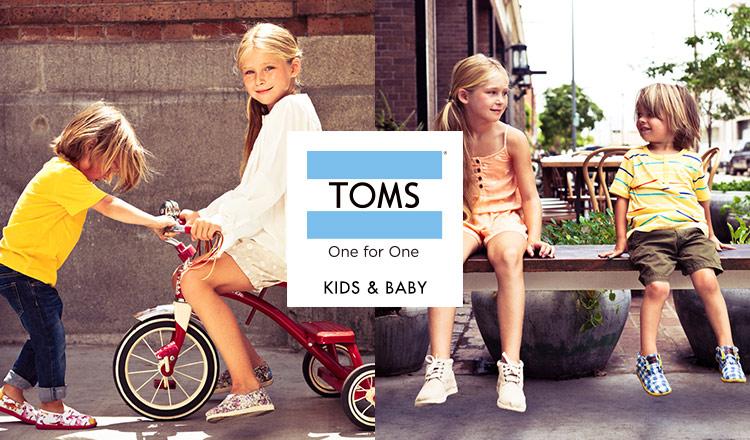 TOMS KIDS & BABY