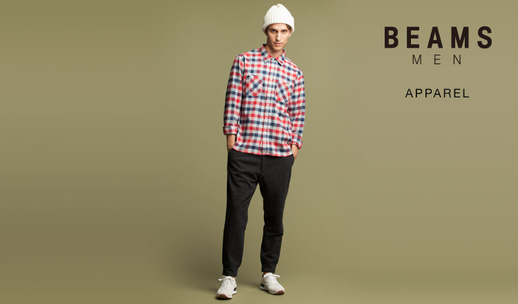 BEAMS MEN'S APPAREL