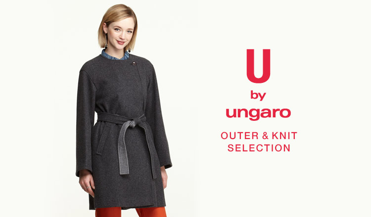 U BY UNGARO OUTER&KNIT SELECTION