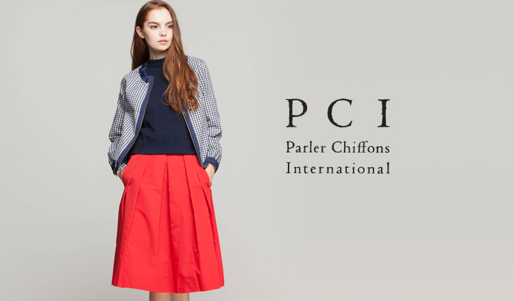 PARLER CHIFFONS INTERNATIONAL