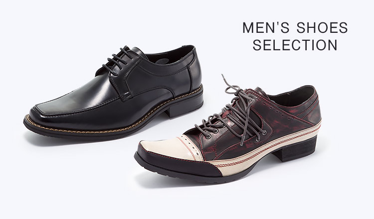 MEN'S SHOES SELECTION