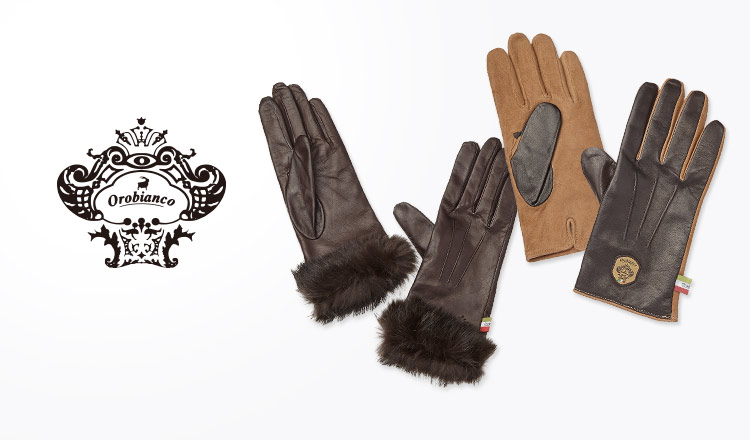 OROBIANCO gloves