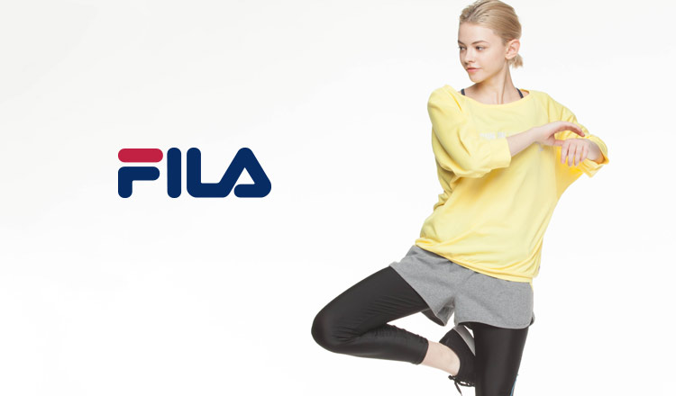 FILA FITNESS SPORTS WEAR