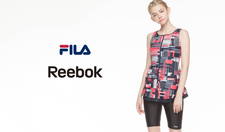 FILA/REEBOK SWIM WEAR WOMEN