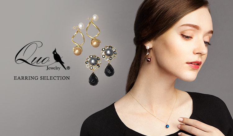 QUO JEWELRY EARING SELECTION