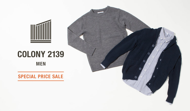 COLONY2139 MEN -SPECIAL PRICE SALE-