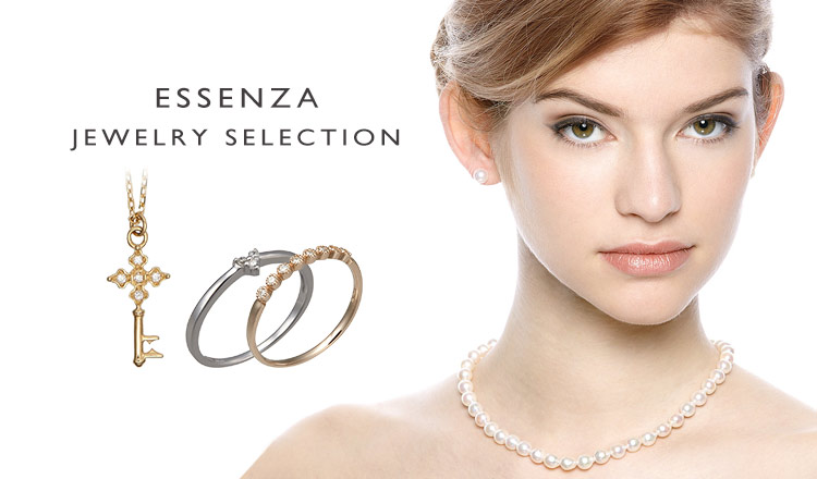 ESSENZA JEWELRY SELECTION