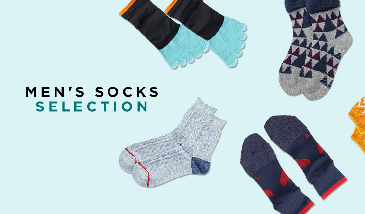 MEN'S SOCKS SELECTION