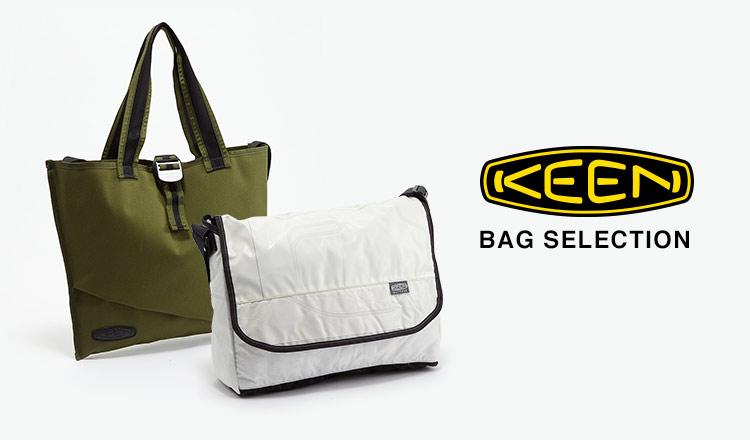 KEEN BAG SELECTION