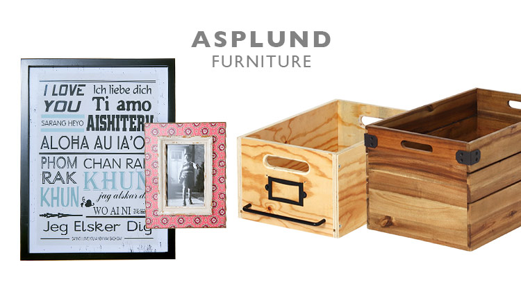 ASPLUND FURNITURE
