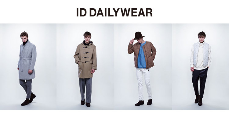 ID DAILY WEAR MEN