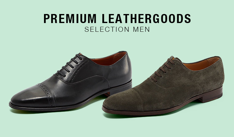 PREMIUM LEATHERGOODS SELECTION MEN