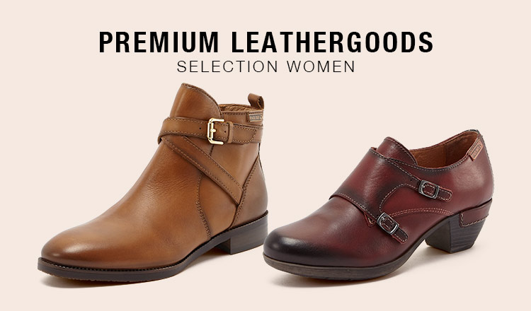 PREMIUM LEATHERGOODS SELECTION WOMEN
