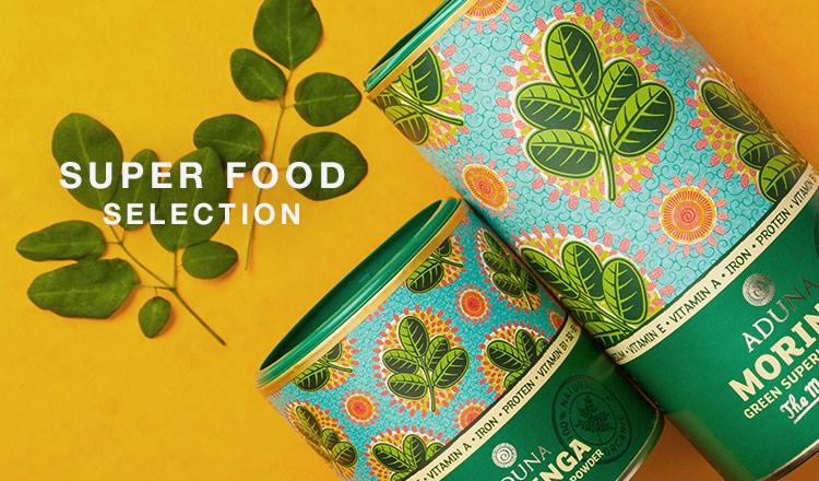 世界のSUPER FOOD SELECTION