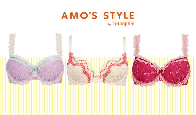 TRIUMPH-AMO'S STYLE-