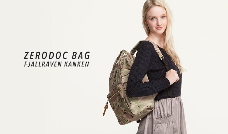 ZERODOC BAG -FJALLRAVEN KANKEN-