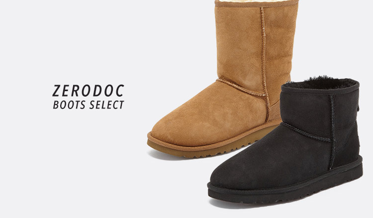 ZERODOC -BOOTS SELECT-