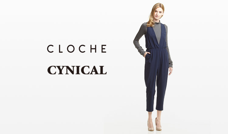 CLOCHE/CYNICAL