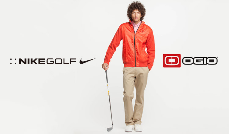 GOLF SELECTION -NIKE GOLF&OGIO-