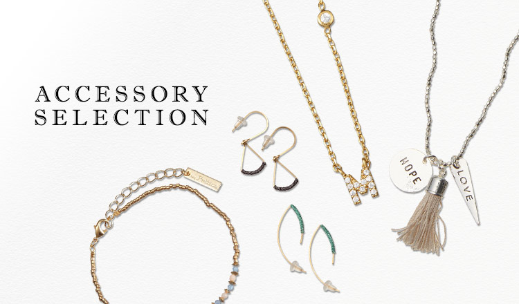 ACCESSORY SELECTION