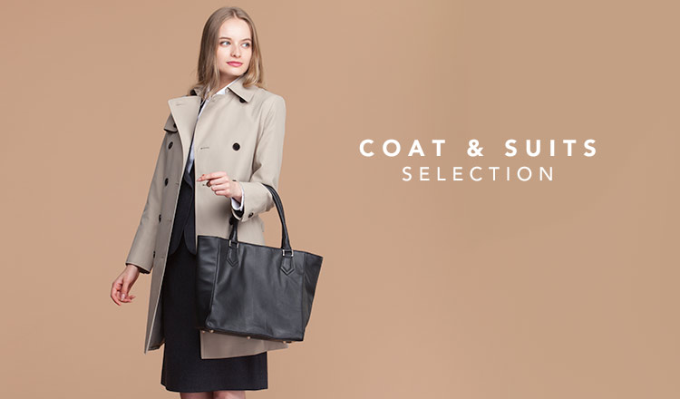 COAT & SUITS SELECTION