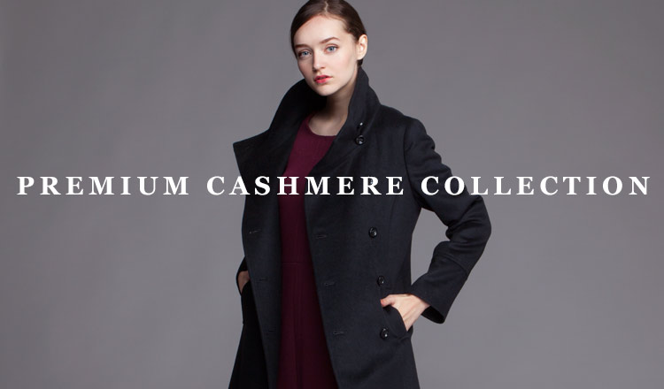 PREMIUM CASHMERE COLLECTION