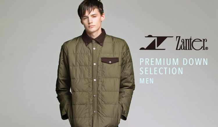 PREMIUM DOWN SELECTION MEN