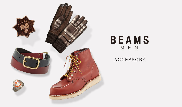 BEAMS MEN'S ACCESSORY