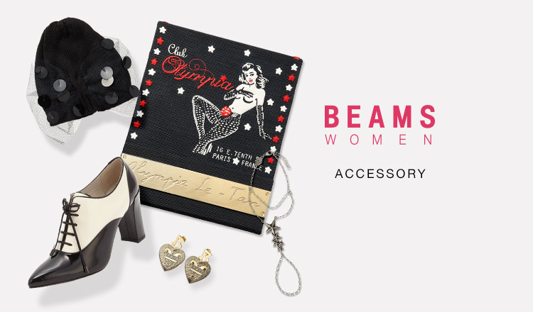 BEAMS WOMEN'S ACCESSORY