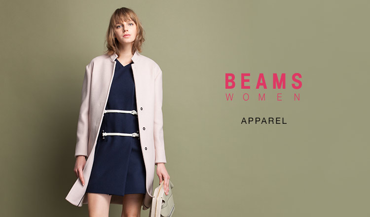 BEAMS WOMEN'S APPAREL