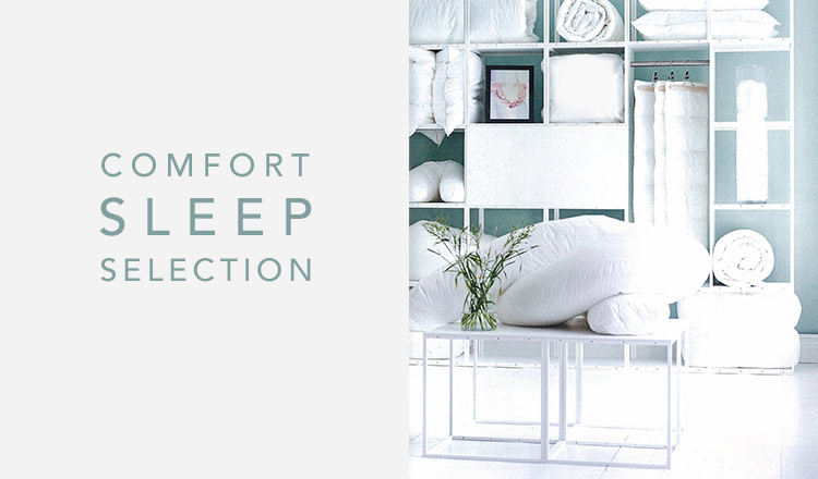 COMFORT SLEEP SELECTION