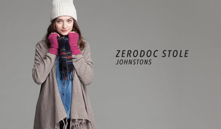 ZERODOC STOLE-JOHNSTONS-
