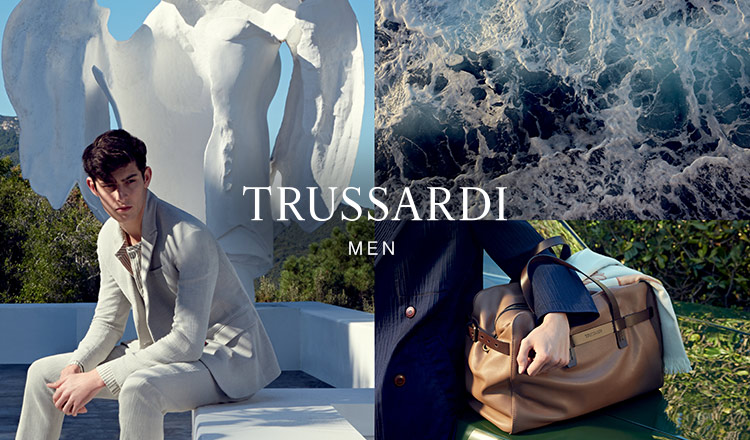 TRUSSARDI MEN