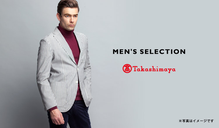 TAKASHIMAYA MEN