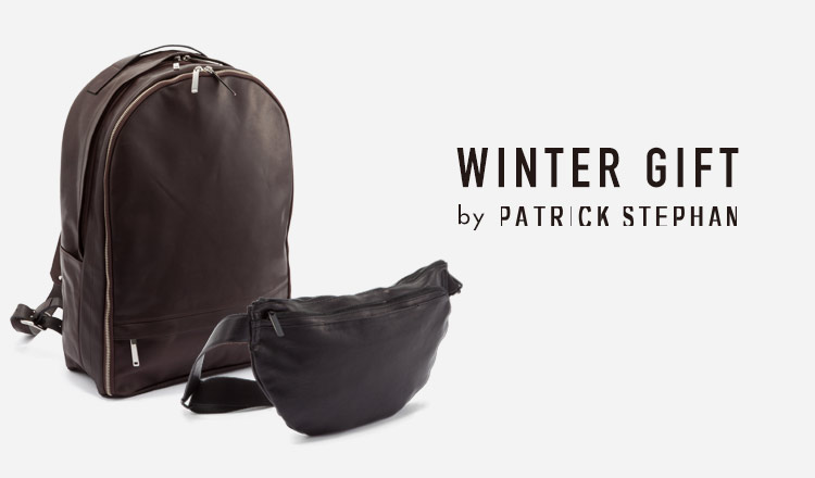 WINTER GIFT by PATRICK STEPHAN