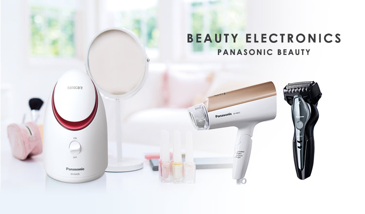 BEAUTY ELECTRONICS  ‐PANASONIC BEAUTY‐