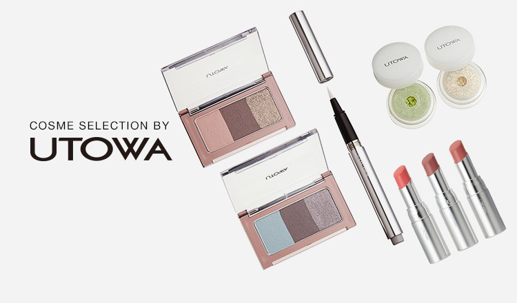COSME SELECTION BY UTOWA