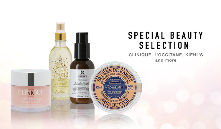 SPECIAL BEAUTY SELECTION
