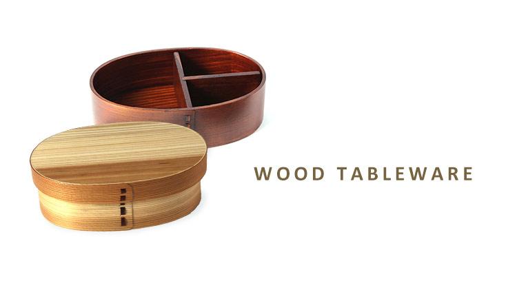 WOOD TABLEWARE -かのりゅう-