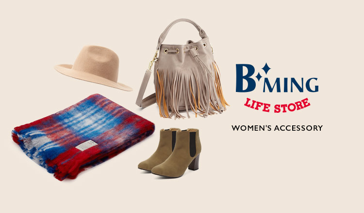 B:MING LIFE STORE BY BEAMS WOMEN'S ACCESSORY