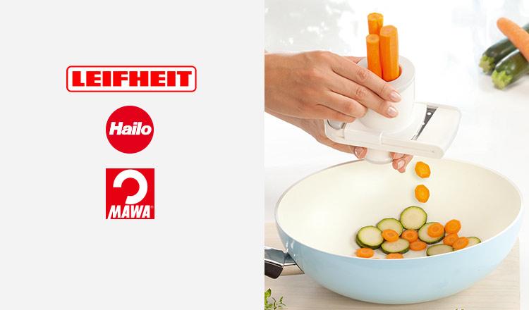 LEIFHEIT/HAILO/MAWA