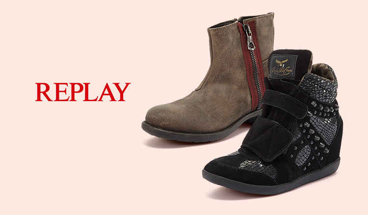 REPLAY SHOES WOMEN