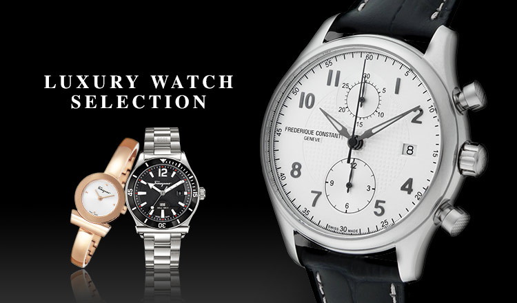 LUXURY WATCH SELECTION