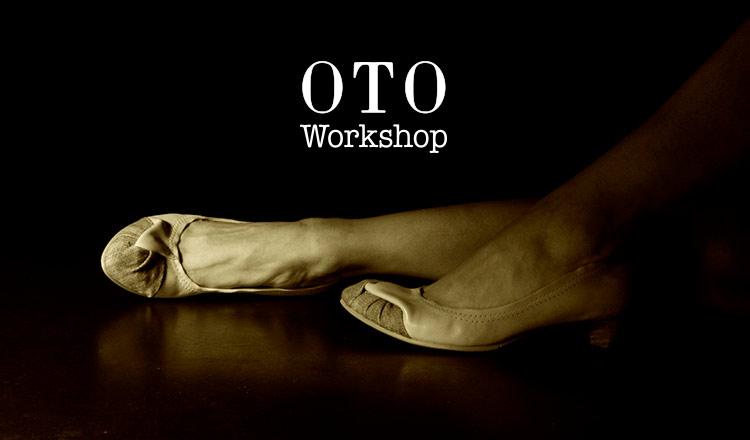 シューズデザイナーのアトリエで革靴作り  OTO Workshop