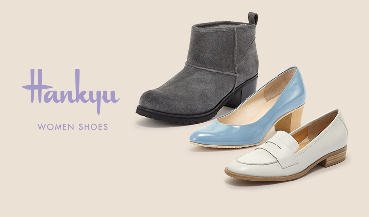 HANKYU WOMEN SHOES