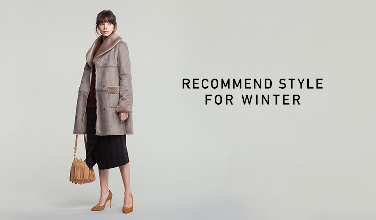 RECOMMEND STYLE FOR WINTER