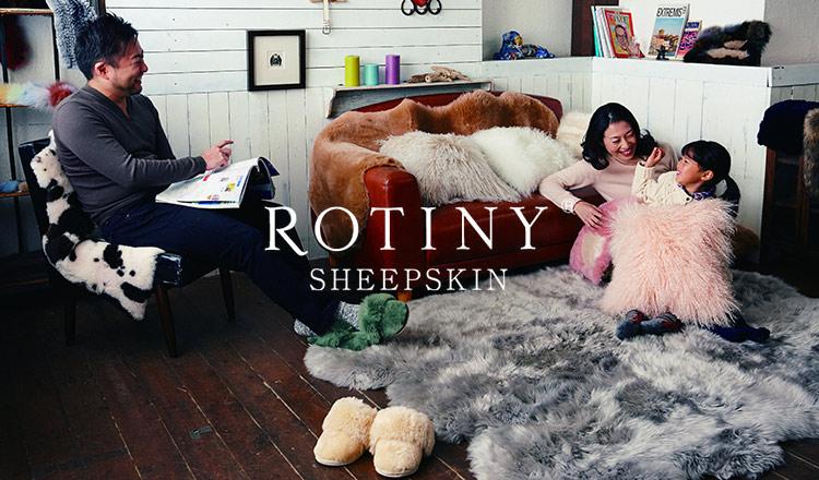 ROTINY SHEEPSKIN