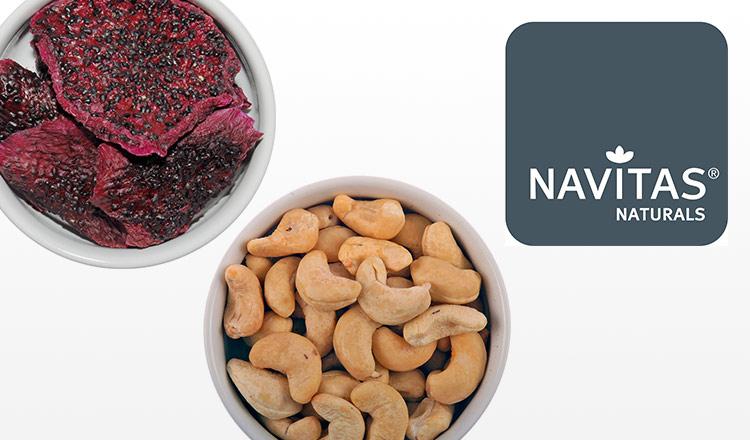 TASTY & HEALTHY スーパーフード NAVITAS NATURALS
