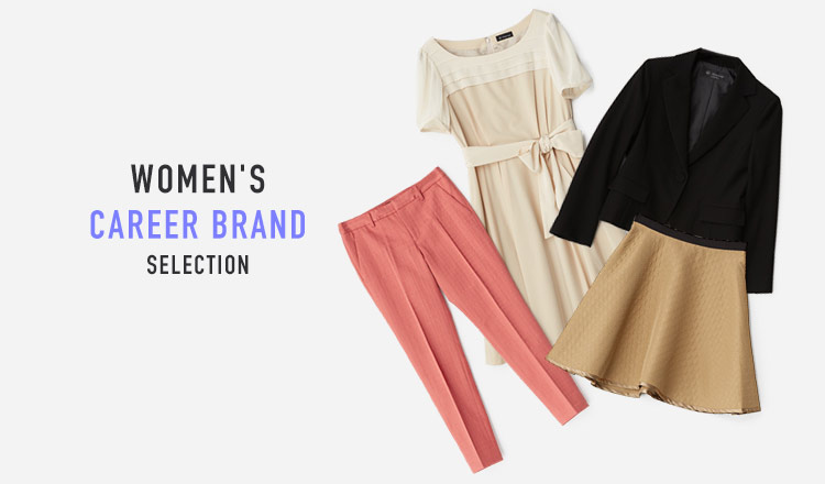 WOMEN'S CAREER BRAND SELECTION