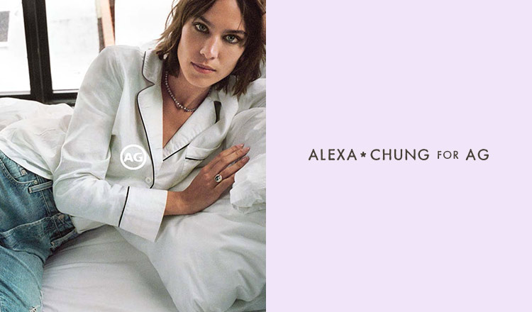 AG/ALEXA CHUNG FOR AG